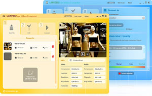 Hamster Free Video Converter, programma per convertire video in modo semplice