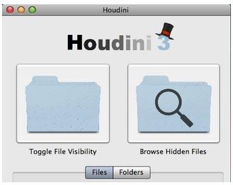 Programma Houdini