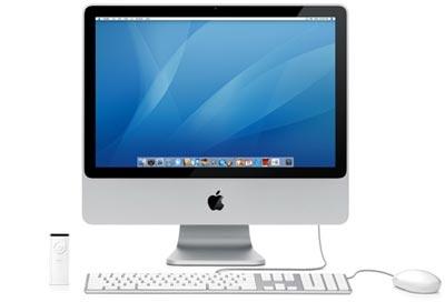 iMac Aluminium