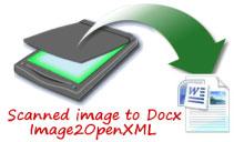 Come convertire immagini scannerizzate in file Office 2007 .DocX