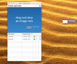 Salvare foto online con Imgur