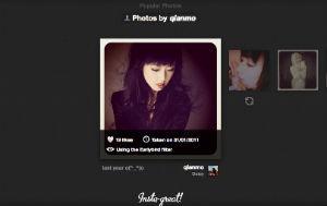 Instagre, un servizio per visualizzare foto Instagram via web