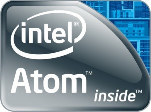 Logo Intel Atom