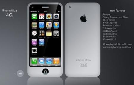iPhone 4 lancio ufficiale il 24 giugno