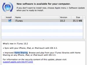 iTunes 10.2: presto il rilascio ufficiale
