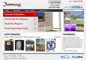 Joomag, pubblicazioni online di riviste, ebook e molto altro