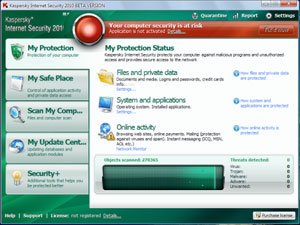 Kaspersky Internet Security 2010 Beta!