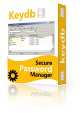 Keydb free portable password manager