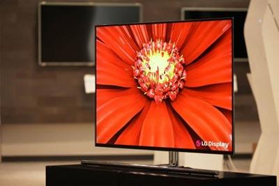 LG schermi da 55 pollici OLED