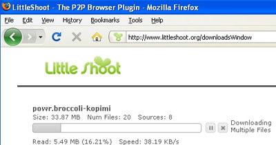 Come integrare i download di BitTorrent in Firefox,IE,Safari e Chrome