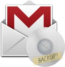 Eseguire Backup di Google Mail