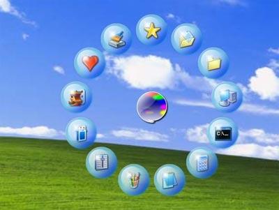 Circular Dock per tutte le versioni di Windows