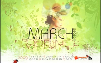 March Spring