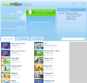 Video flash gratis su Memoov