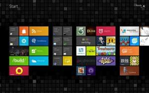 metro design Windows 8