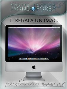 Contest MondoForex, vinci un iMac