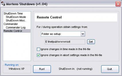 Come programmare lo spegnimento del computer