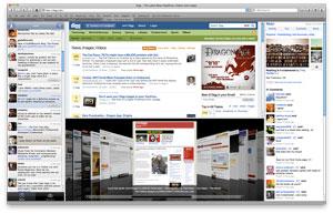 Nuovo browser per Mac