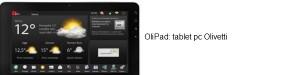 OliPad: tablet pc tutto italiano
