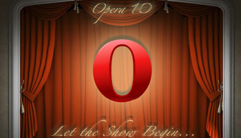 Opera 10.52 Mac e PC