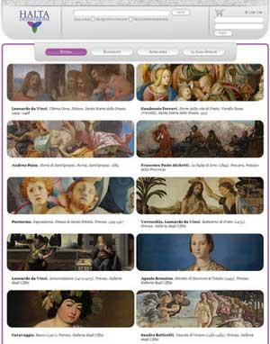 Opere d'arte in HD