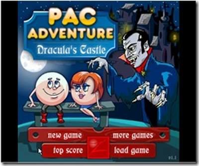 nuova avventura pacman
