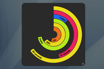 Polar Clock: un orologio stile Star Trek per Windows,Os e iPhone!