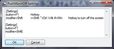 Spegnere lo schermo del pc con la tastiera