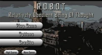 R.O.B.O.T: un simpatico gioco per passare la domenica