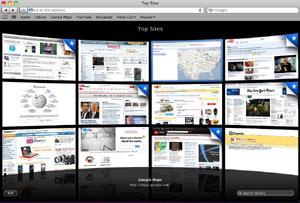 Come impostare l'apertura di una pagina vuota nelle nuove Tab di Safari