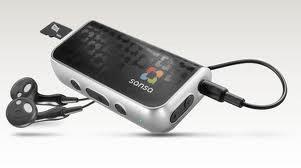 SAN DISK e la sua sfida con il super economico lettore MP3 con MiniSd!