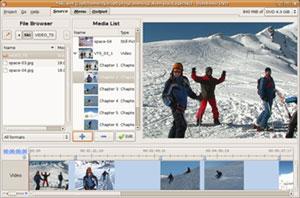 Software Dvd per Linux: ecco Bombono