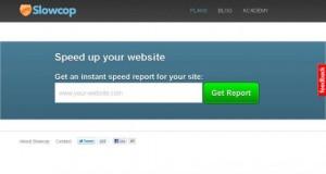 Slowcop: controllare velocità sito