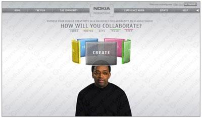 Nokia e Spike Lee hanno collaborato per il film che girato da voi!