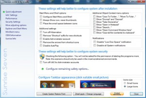 ottimizzare windows 7