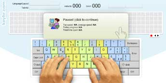 Scrivere velocemente al pc grazie a Keybr