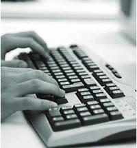 KeyBlaster: imparare a scrivere al pc