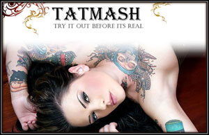 Tatmash via al tattoo libero sul web!