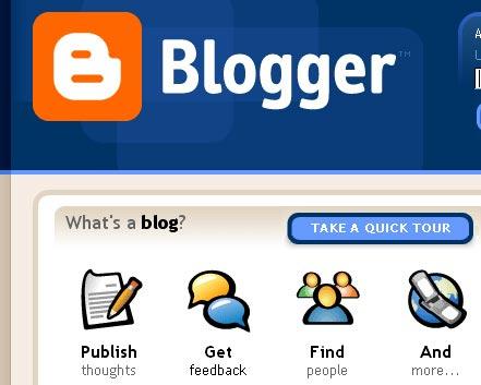Personalizzare temi blogger