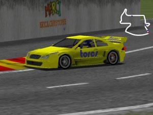 Torcs: Un simulatore di Guida con grafica Spettacolare