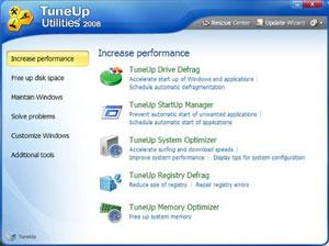 Scarica subito TuneUp Utilities 2008 gratis!