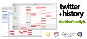 Calendario per tweet