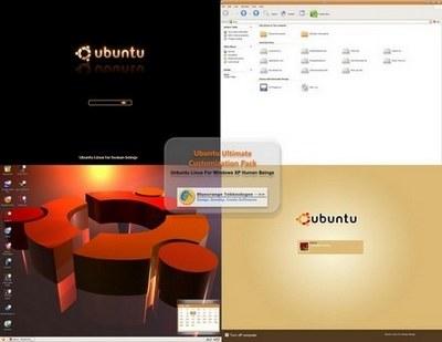 ubuntu-customization-pack-for-windows-xp