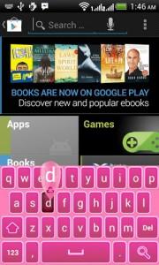 Android: come personalizzare la tastiera touch