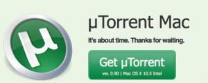 Mac e uTorrent