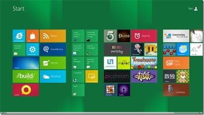 StartScreen Windows8