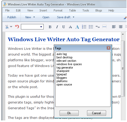 windows-live-writer-auto-tag-generator