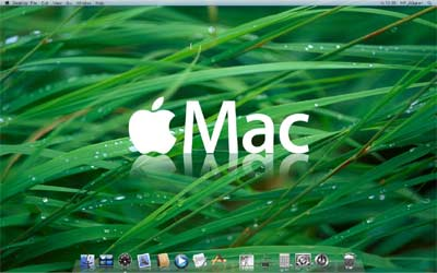 Tema in stile Mac Os X Leopard per Windows Vista