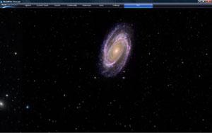 WWT: esplorare le terre inesplorare in un click.