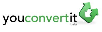 YouConvertIt: il migliore sito per convertire qualsiasi tipo di files